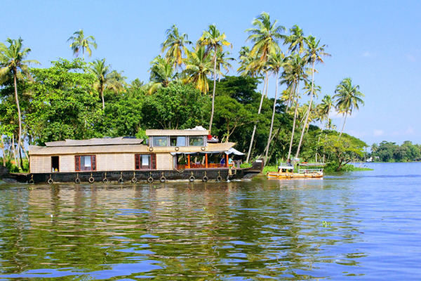 India, Kerala, Backwaters