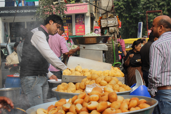 India Street food, Delhi, Rajasthan
