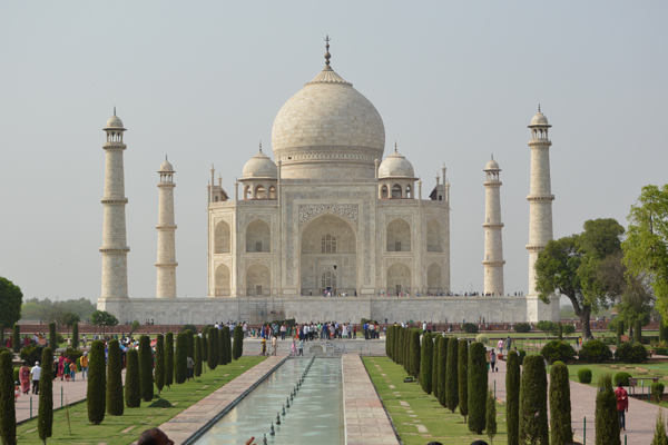India, Taj Mahal, Agra