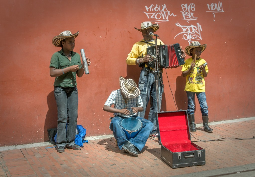 World Music in Focus - Colombia - Imaginative Traveller