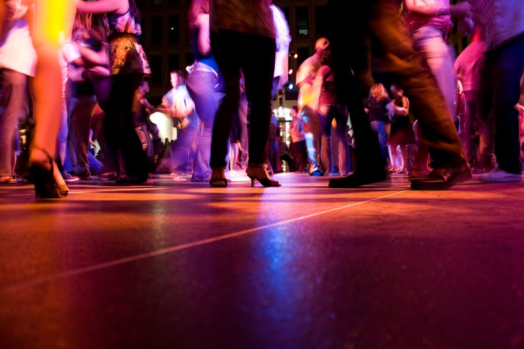 Salsa music and dancing is widespread throughout Latin America and the USA