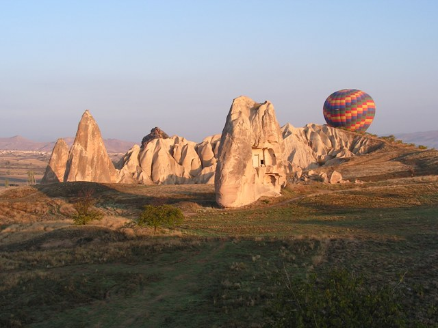 Hot Air Balloon Cappadoccia Turkey