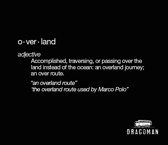 overland-definition