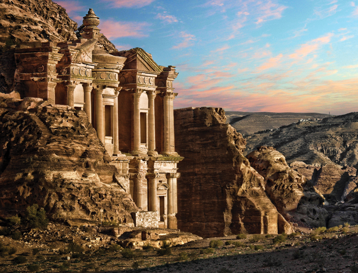 Archaeological city of Petra