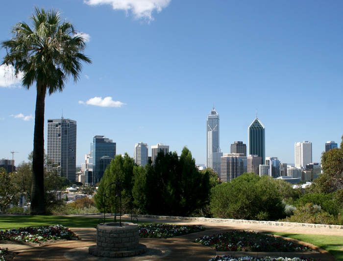 Landscape of Perth